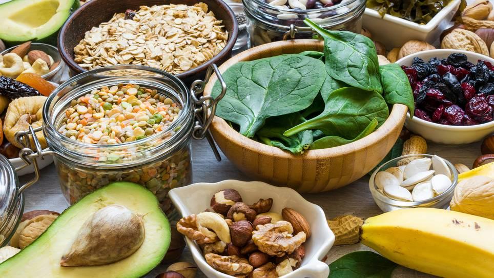 diete bogate in magneziu