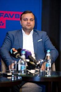 Sergiu Burbulea, CEO FAVBET ROMANIA