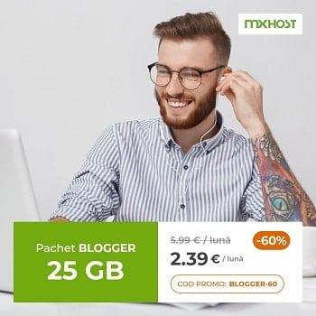 Pachet blogger